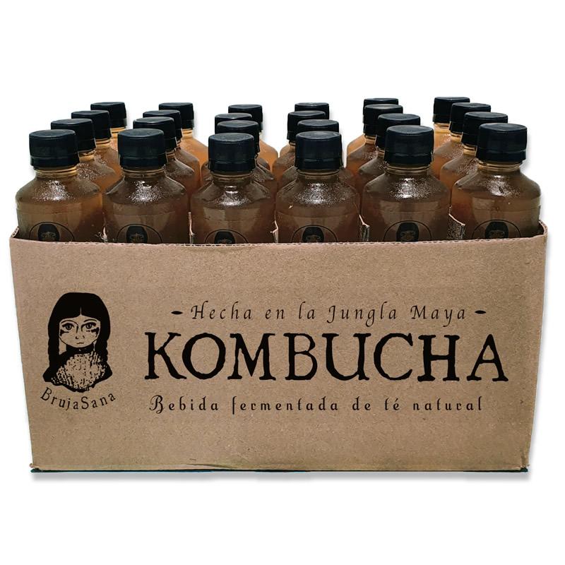 kombucha 24 pack